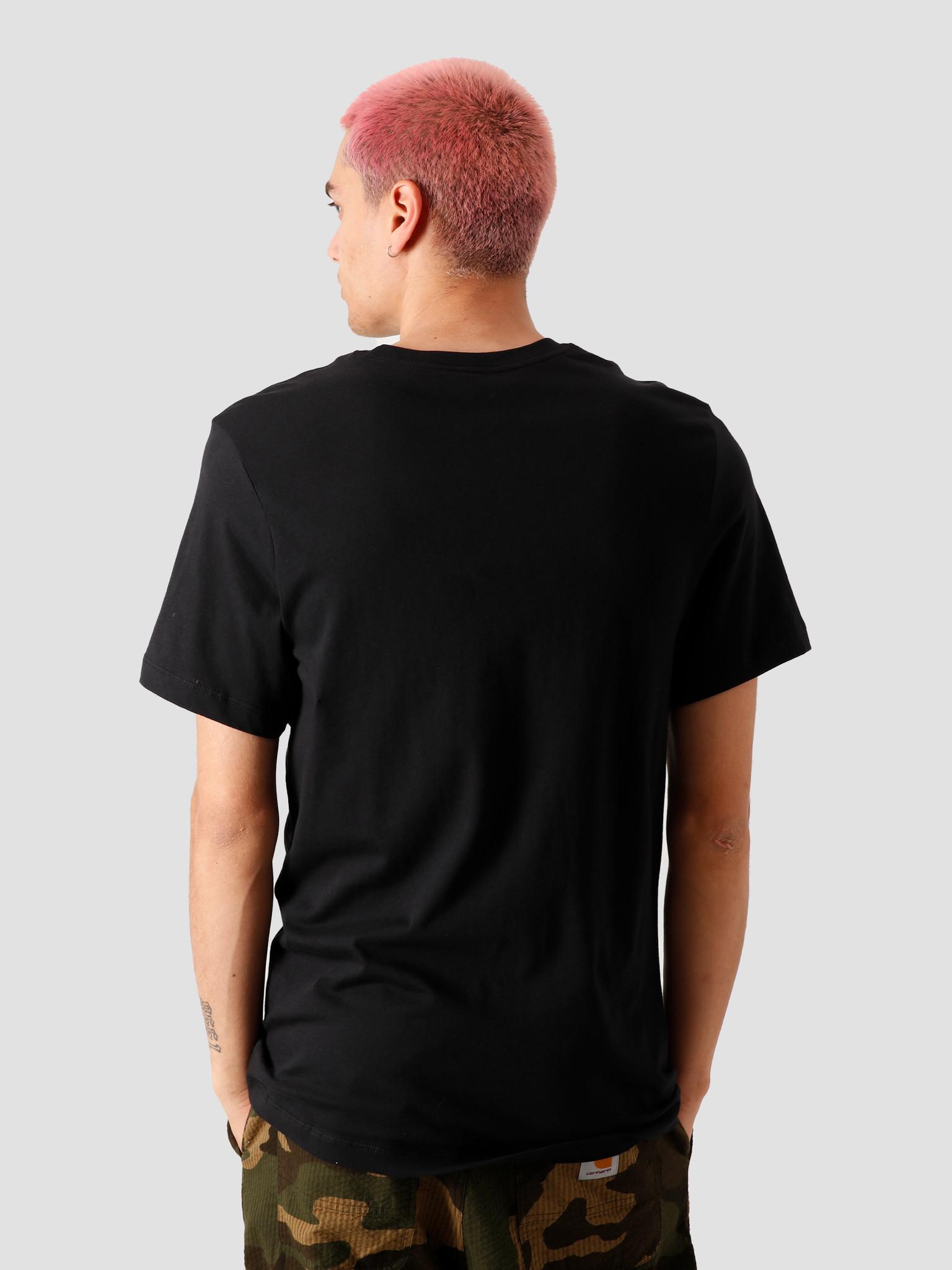 Nike Nike NSW Dna T-Shirt Black White CW2373-010