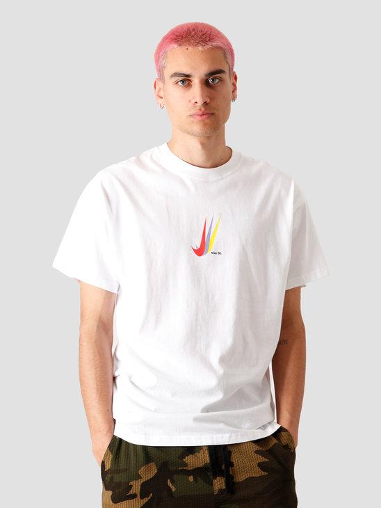 Nike SB Sails T-Shirt White CU0300-100