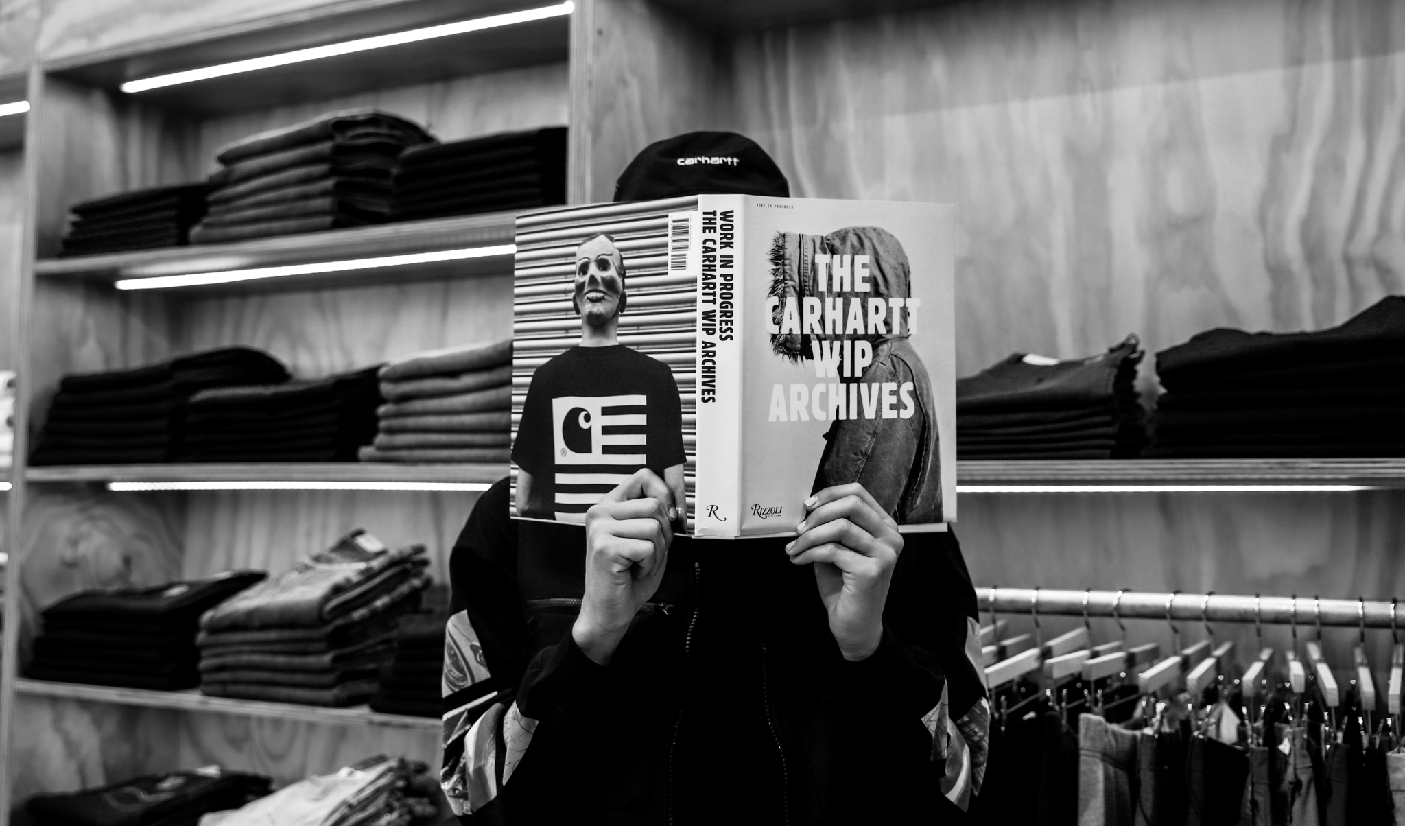 Carhartt WIP Archives Book giveaway.