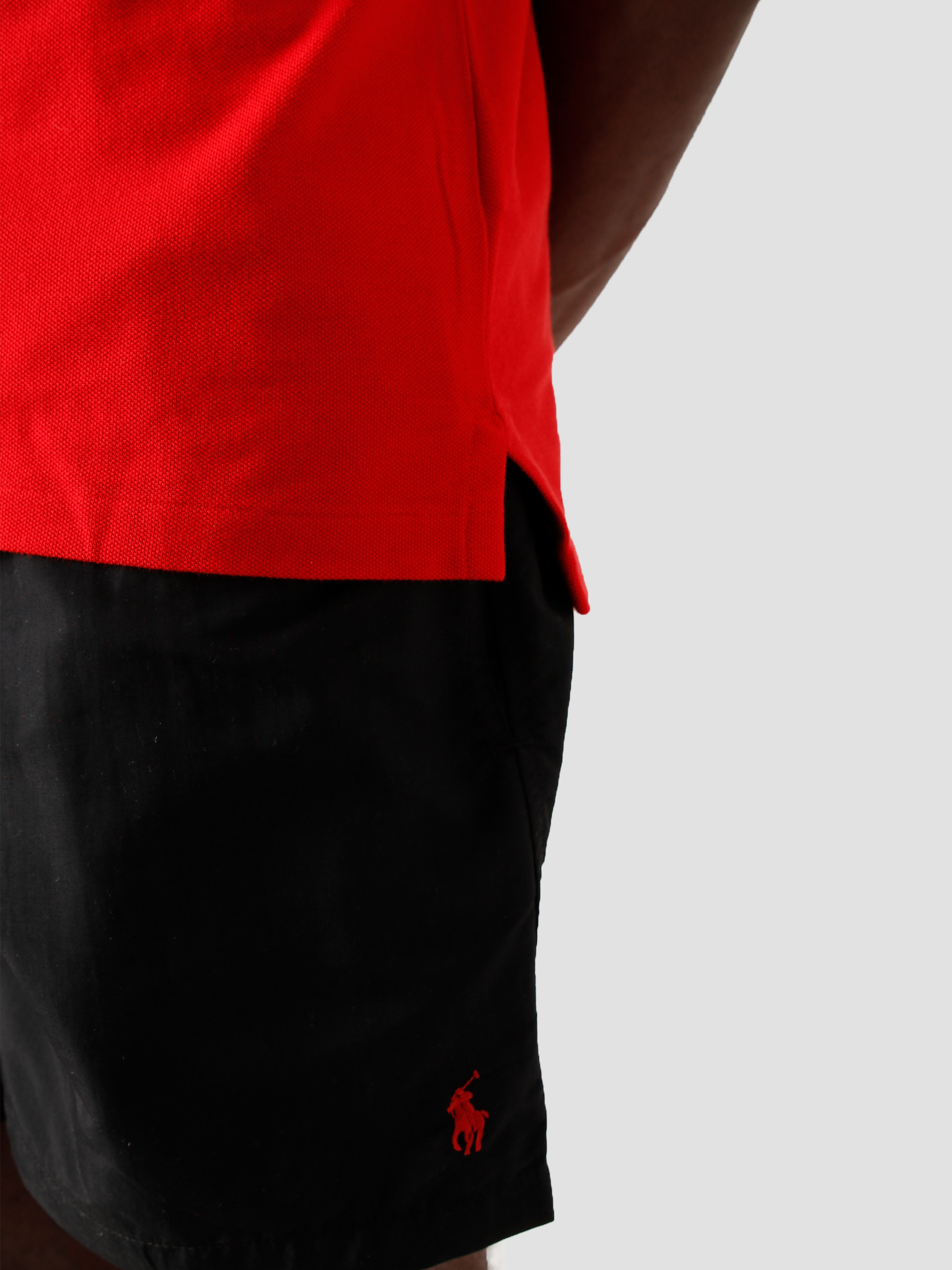 Polo Ralph Lauren Polo Ralph Lauren Classic Polo RL2000 Red 710666998003
