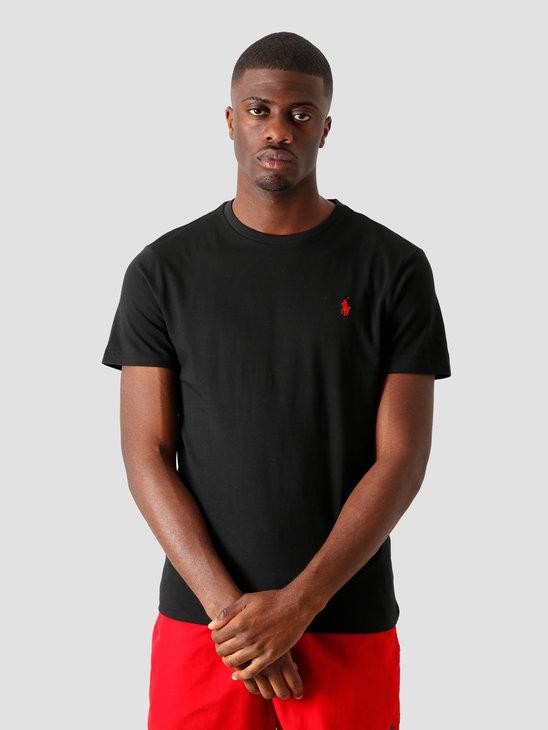 Polo Ralph Lauren Classic T-shirt RL Black 710680785001
