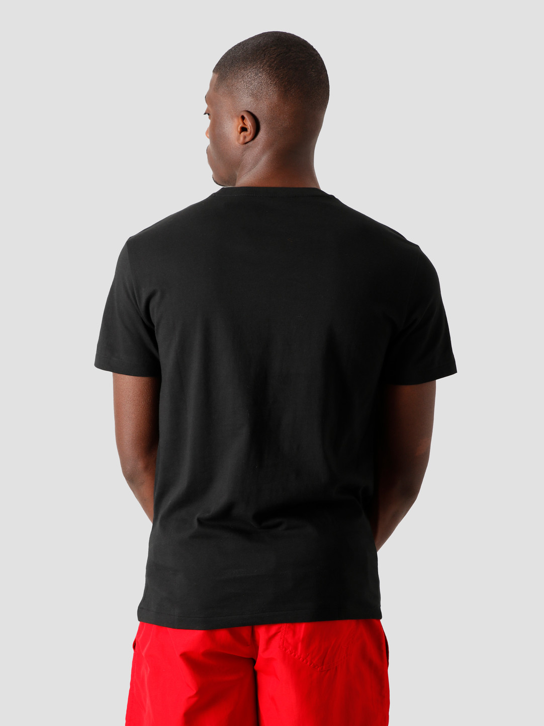 Polo Ralph Lauren Polo Ralph Lauren Classic T-shirt RL Black 710680785001