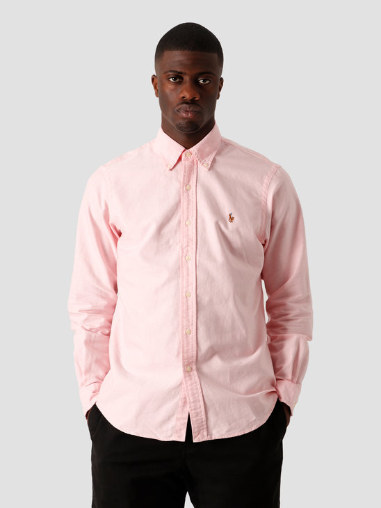 Polo Ralph Lauren Classic Fit Shirt Pink 710548535004