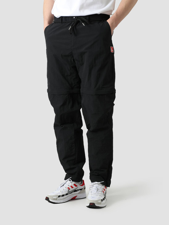 The New Originals Parachute Trousers  Black
