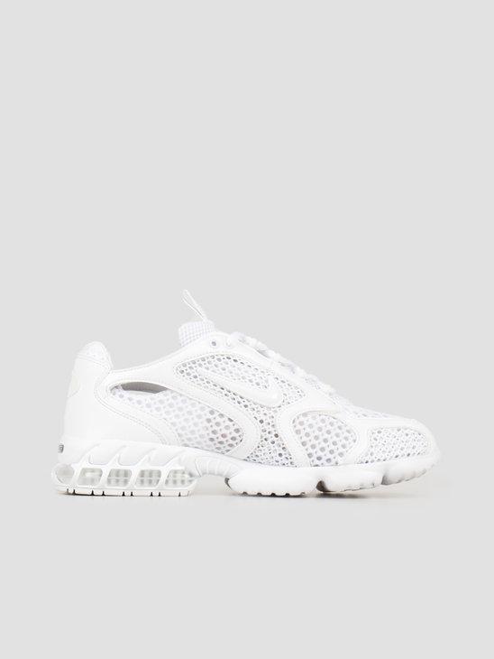 Nike Air Zoom Spiridon Cage 2 White White Black CJ1288-100