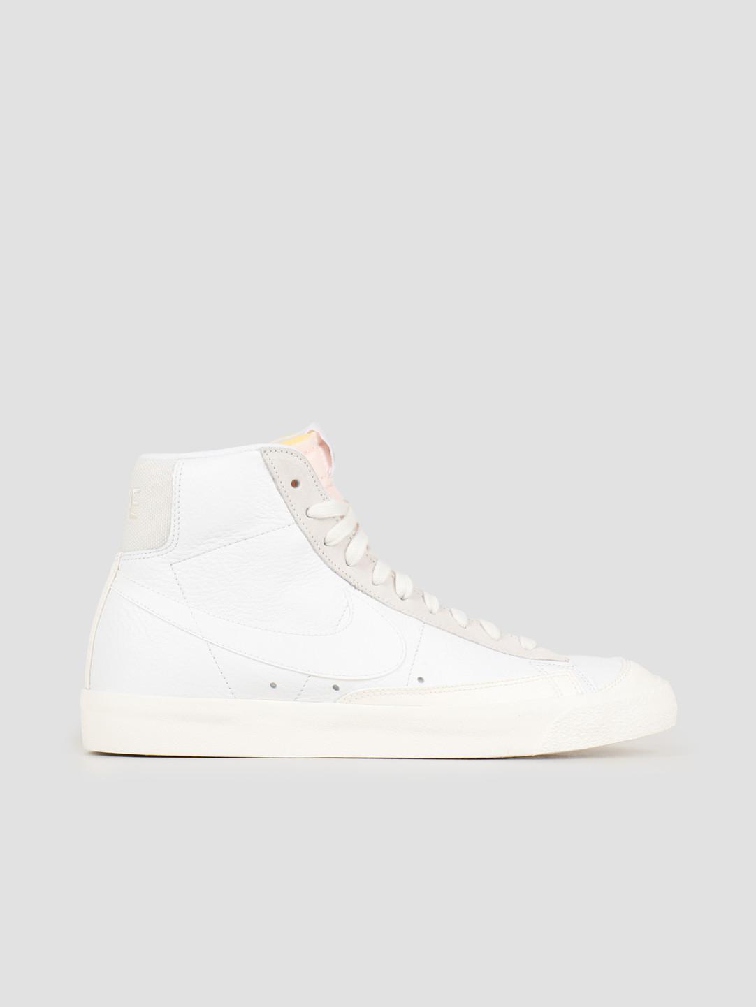 Nike Nike Blazer Mid Vintage '77 White White Sail Platinum Tint CW7583-100