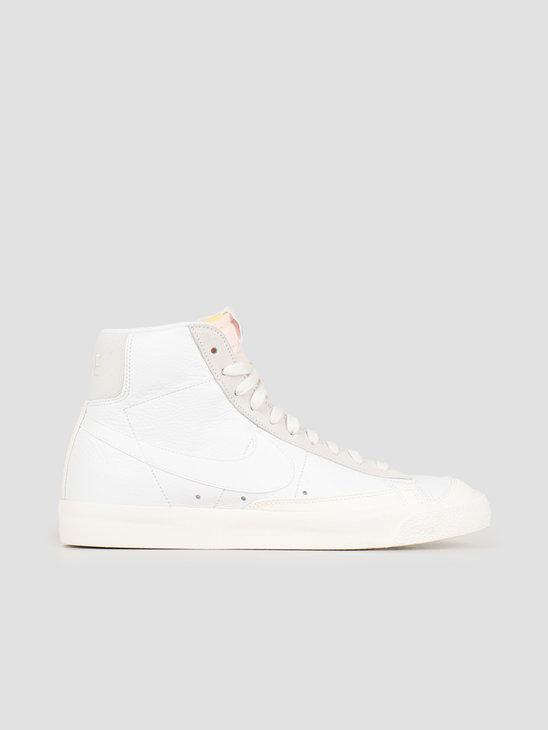 Nike Blazer Mid Vintage '77 White White Sail Platinum Tint CW7583-100