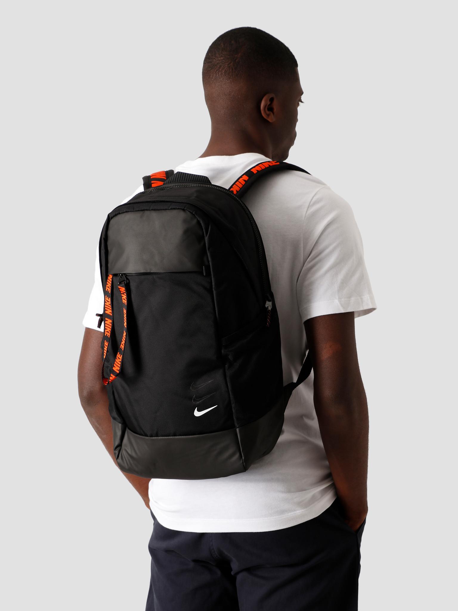 Nike Nike NSW Essentials Backpack Black Black White BA6143-010