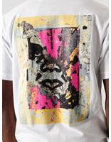 Obey Obey Enhanced Disintegration T-Shirt White 167292304 WHT
