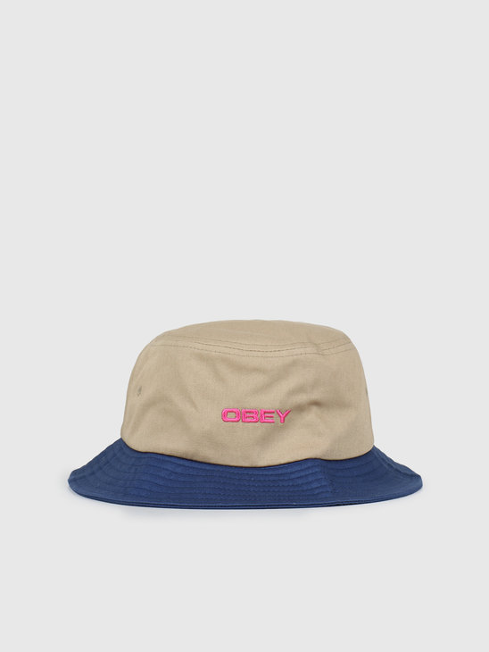 Obey Babe Bucket Hat Almond 100520038 ALM
