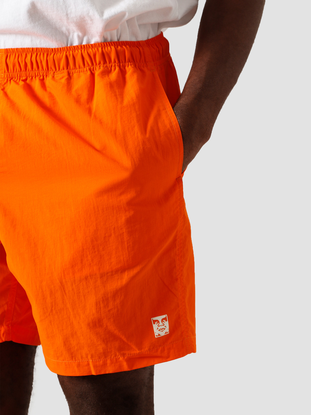 Obey Obey Easy Relaxed Short Original 172120051 ORG