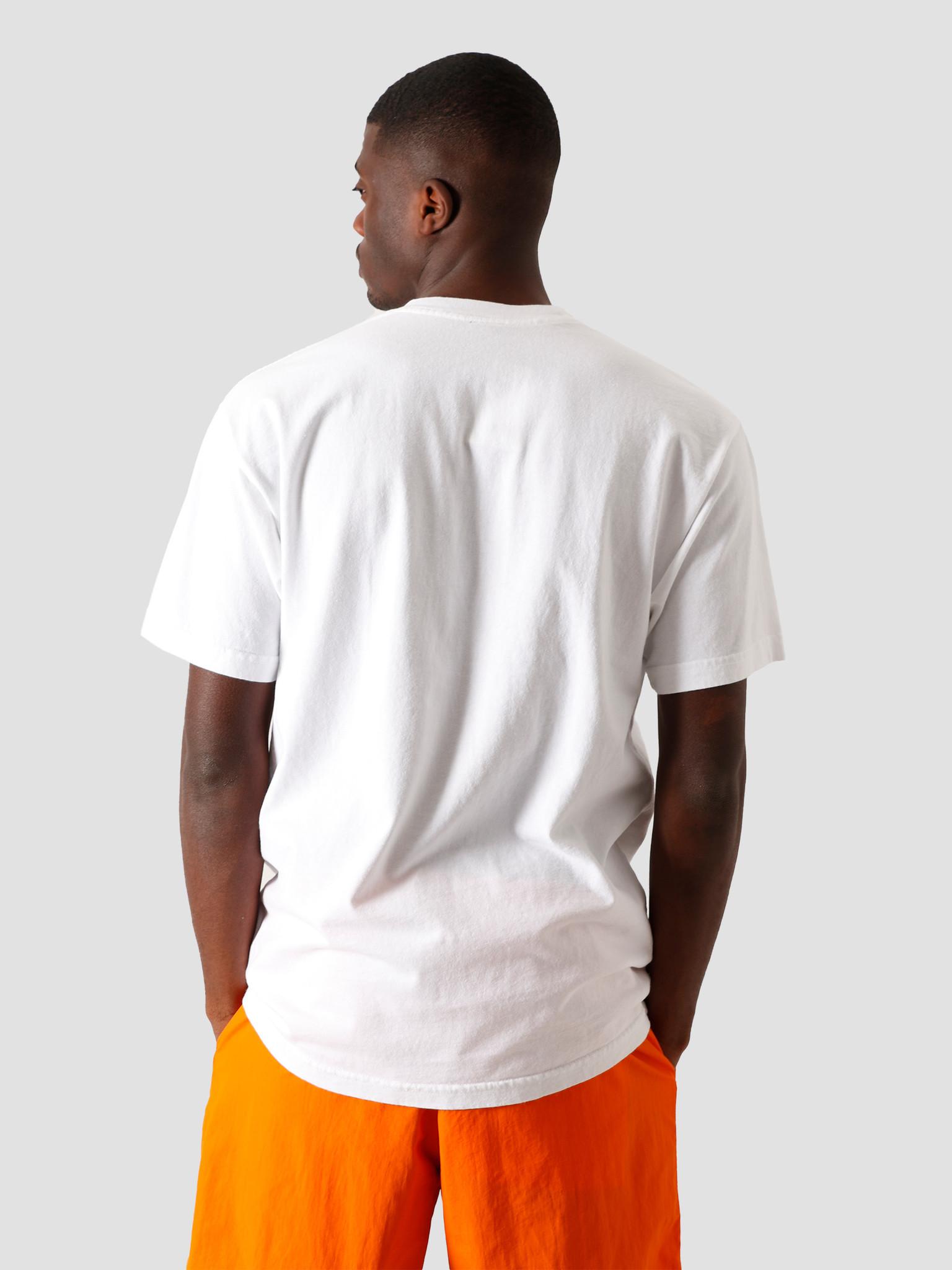 Obey Obey Novel Obey 3 T-Shirt White 166911838 WHT