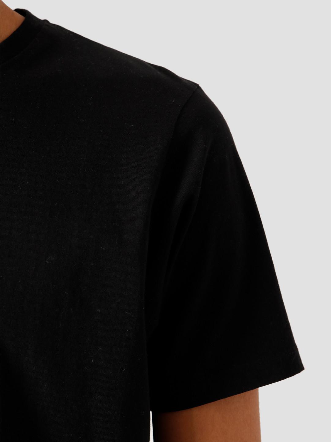 Quality Blanks Quality Blanks 2-Pack QB01 T-Shirt Black