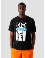 Obey Obey Phone Tap T-Shirt Black 163082336 BLK