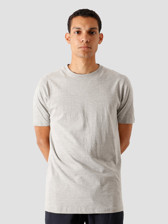 Quality Blanks 2-Pack QB01 T-Shirt Grey
