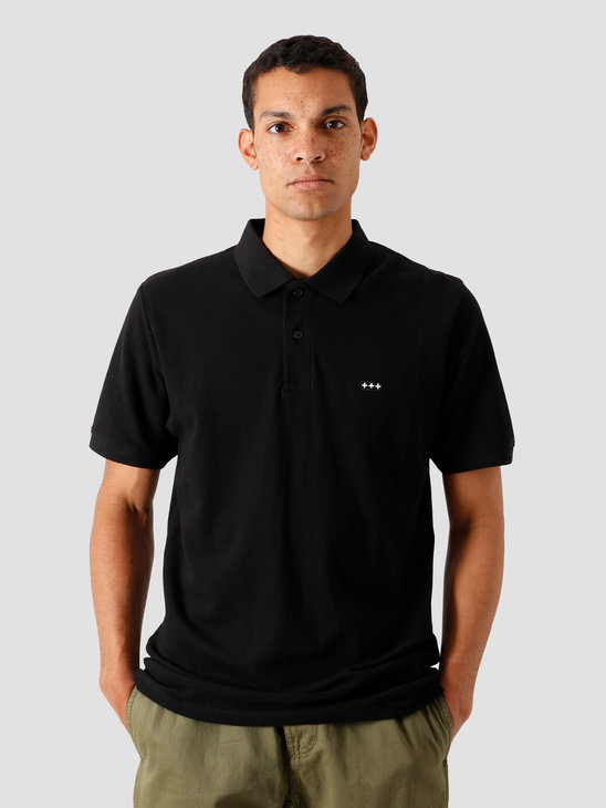 Quality Blanks QB50 Polo Black