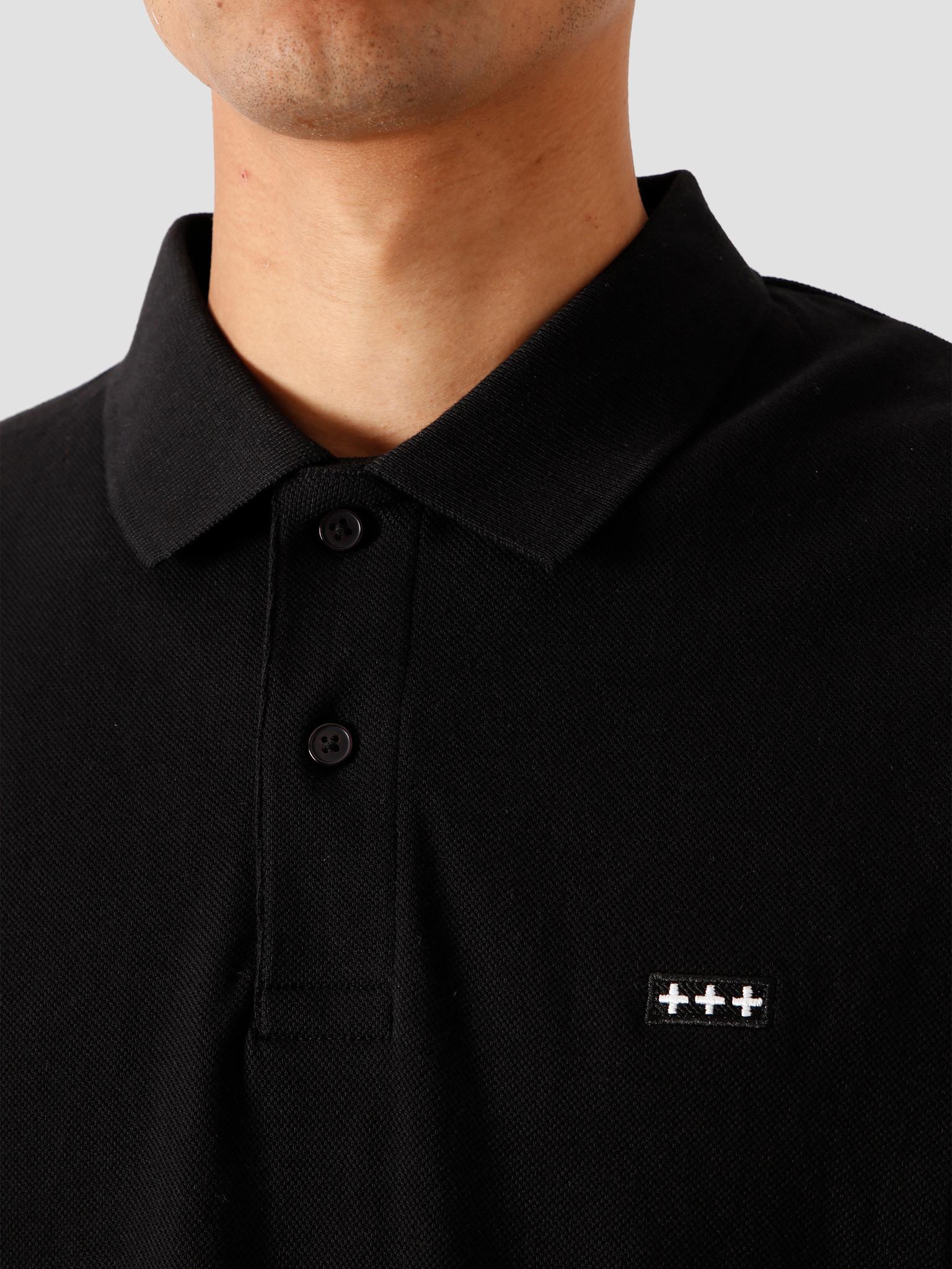 Quality Blanks Quality Blanks QB50 Polo Black