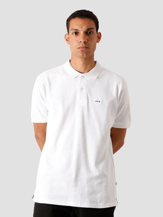 Quality Blanks QB50 Polo White