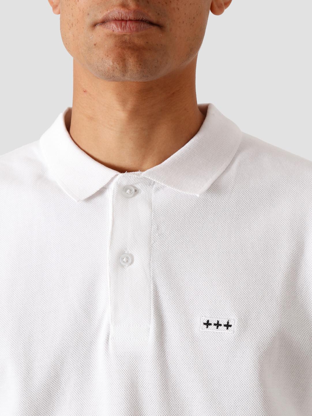 Quality Blanks Quality Blanks QB50 Polo White