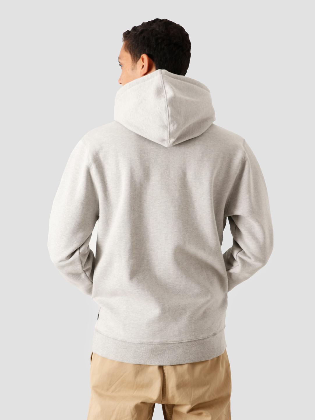 Quality Blanks Quality Blanks QB93 Classic Hood Grey Heather