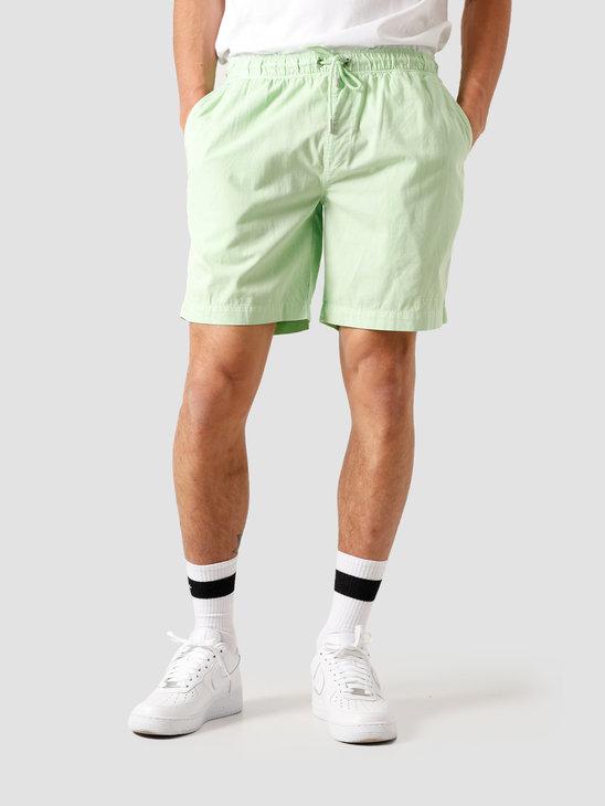Quality Blanks QB31 Woven Short Fresh Green