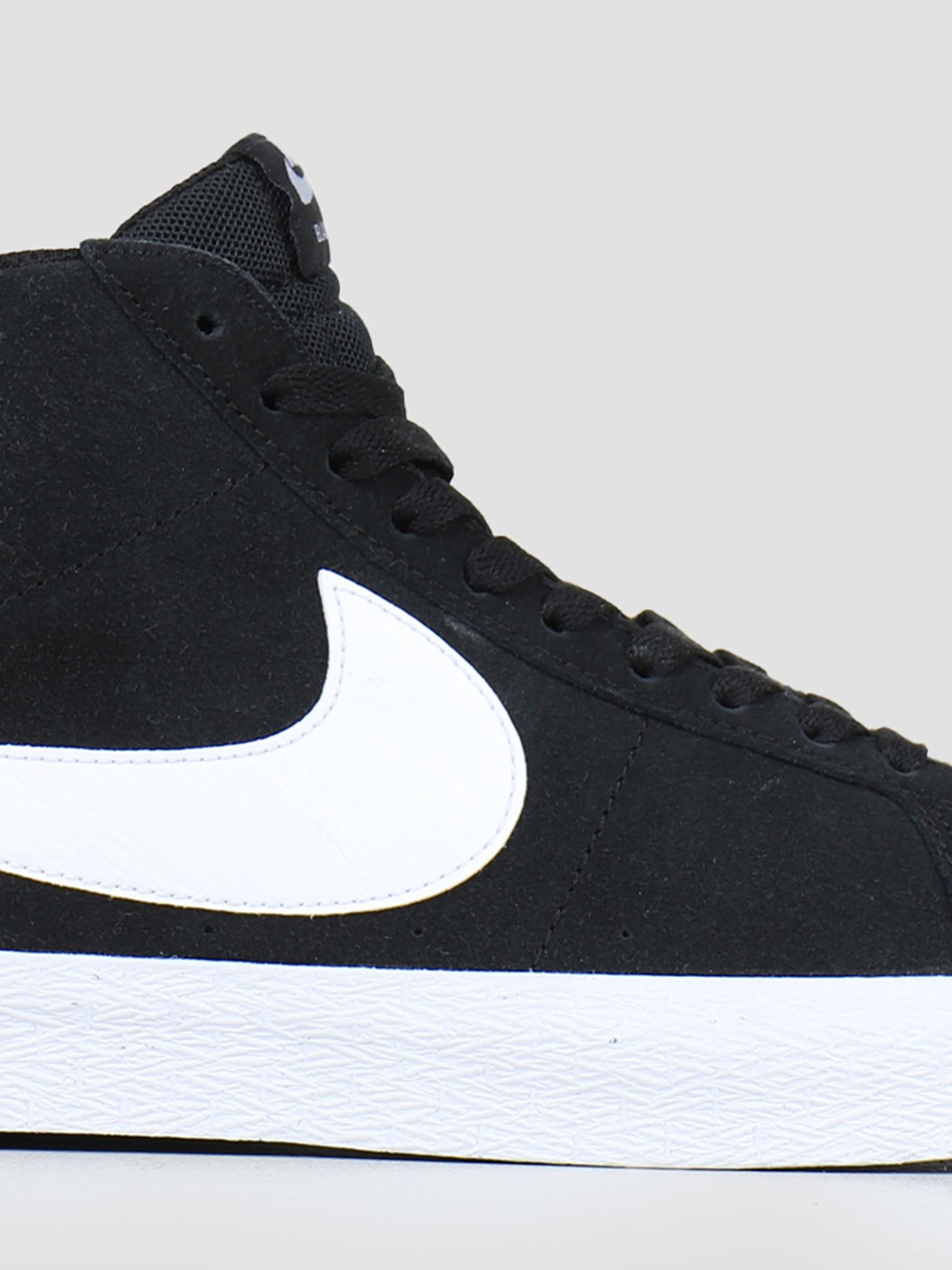 Nike Nike SB Zoom Blazer Mid Black White White White 864349-002