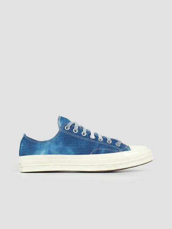 Converse Chuck 70 Ox Court Blue Blue Slate Egret 167650C