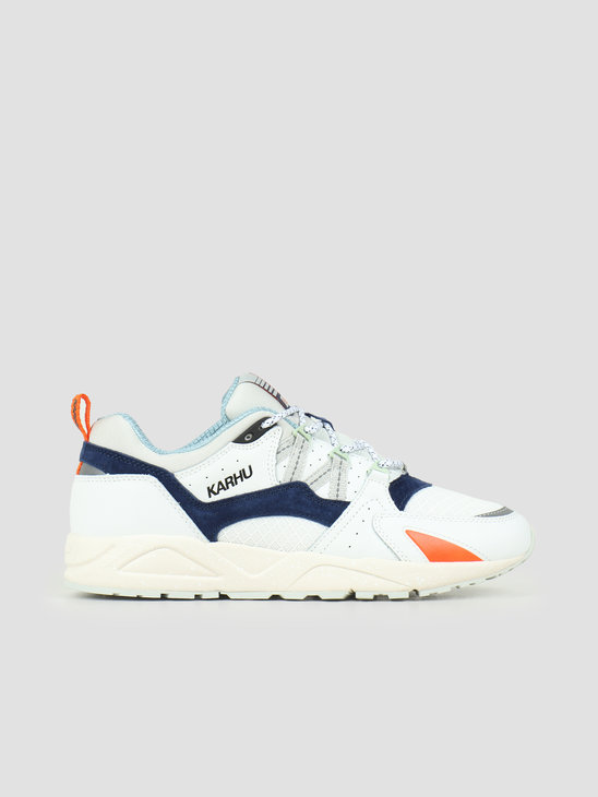 Karhu Fusion 2.0 White Twilight Blue F804070