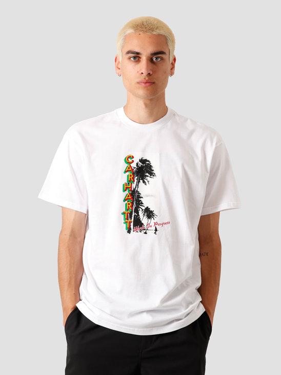 Carhartt WIP Montego T-Shirt White I027760-200