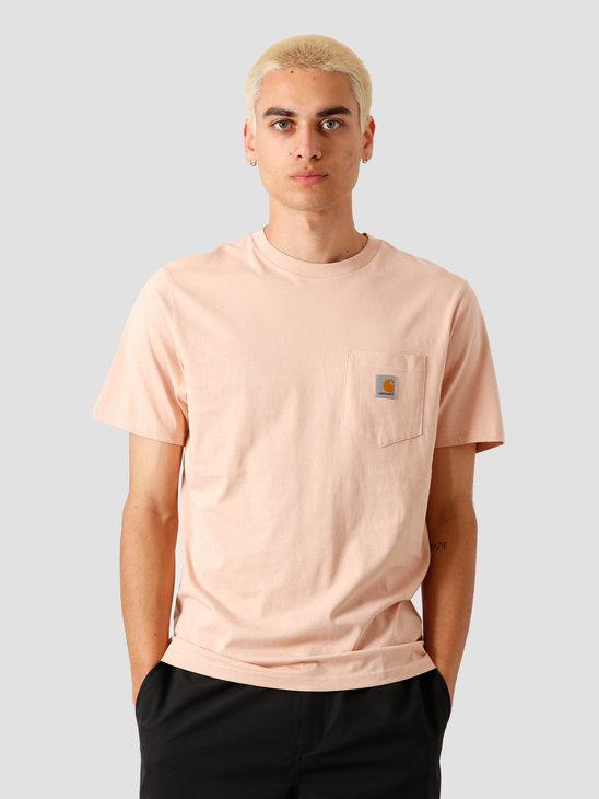 Carhartt WIP Pocket T-Shirt Powdery I022091-08T00