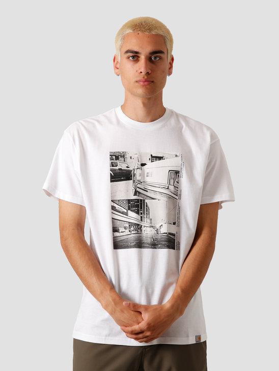 Carhartt WIP Suraj Bhamra Reverse T-Shirt White I027766-200