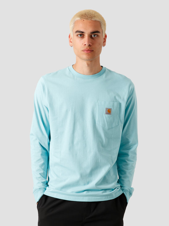 Carhartt WIP Pocket Longsleeve Window I022094-08K00