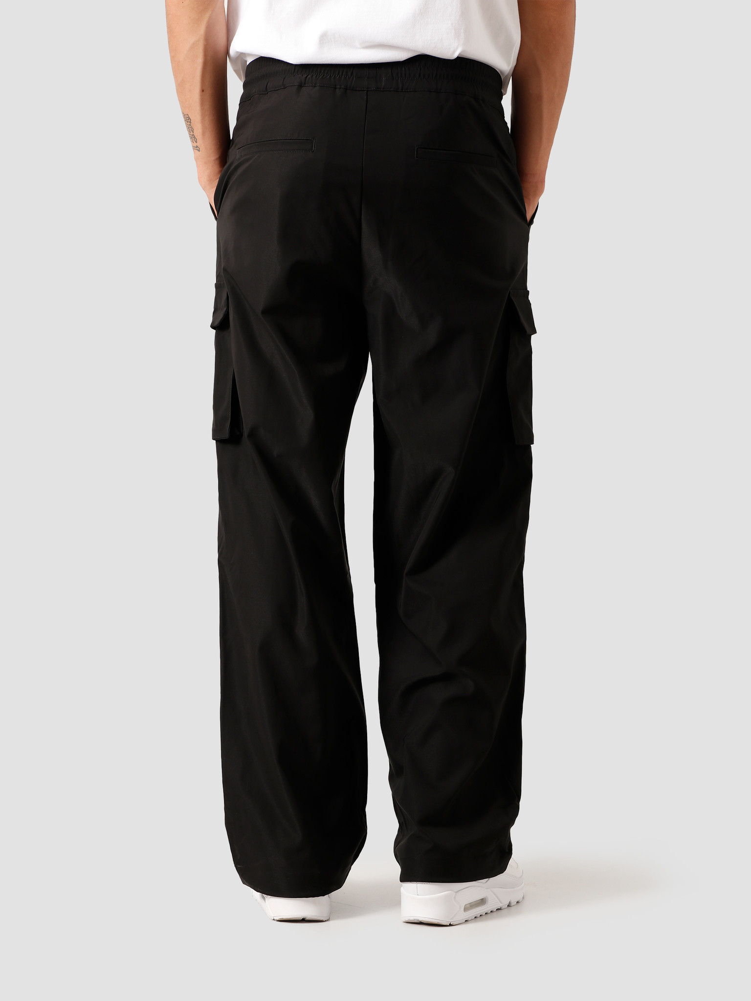 Daily Paper Daily Paper Recargo Trackpant Black 20S1AC53-03