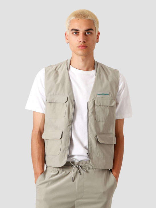 Daily Paper Recargo Vest Mintgreen 20S1AC53-02-9