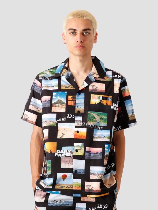 Daily Paper Repost Shirt DP Print 20S1AC53-02-5