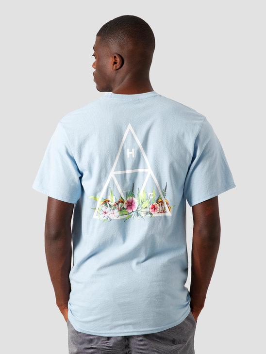 HUF Botanical Garden TT T-Shirt Light Blue TS01112