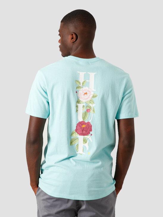 HUF Central Park Shortsleeve Pocket T-Shirt Celadon TS01093