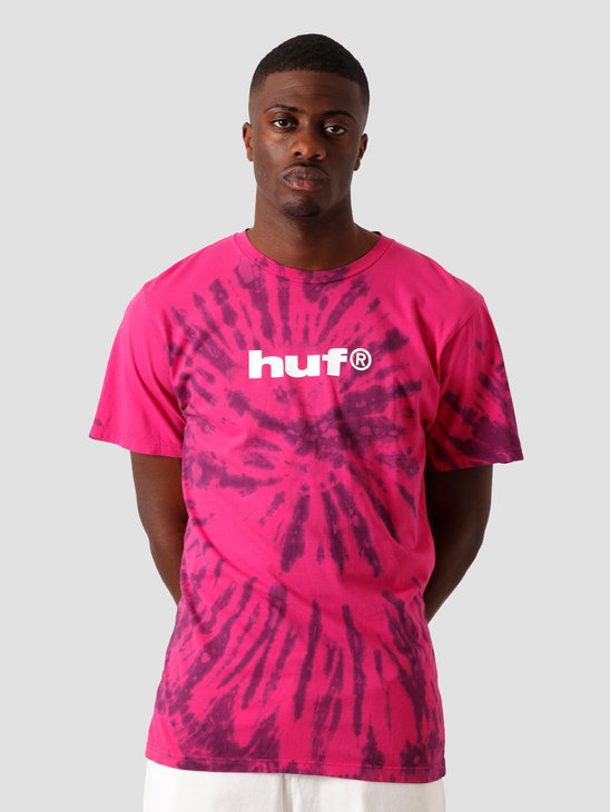 HUF Viral T-Shirt Hot Pink TS01092