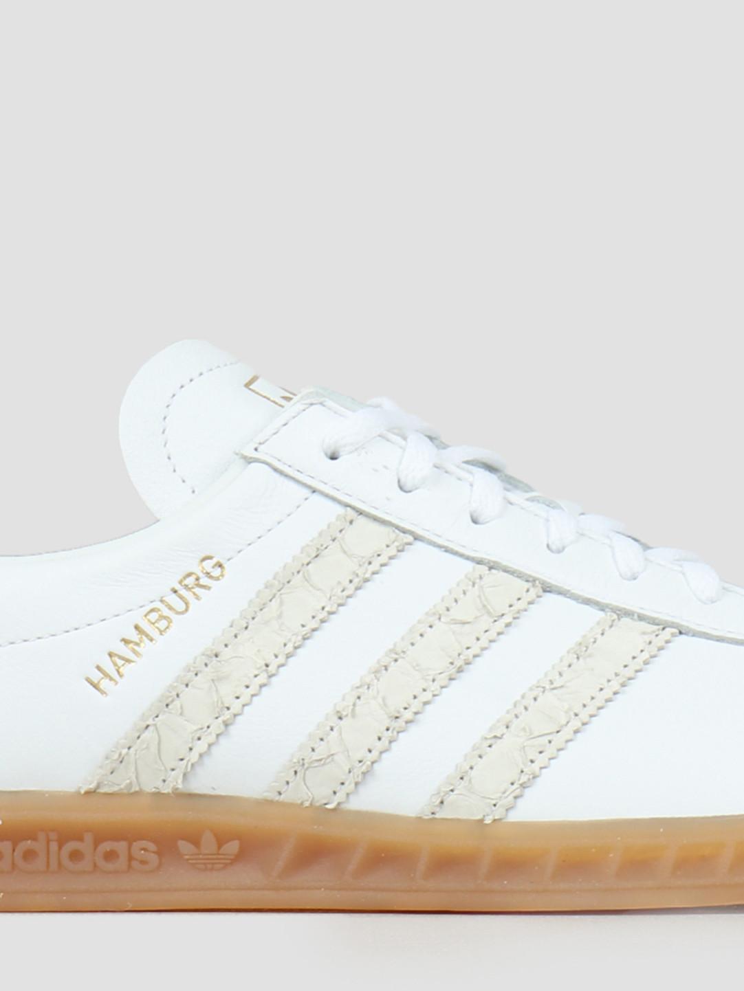 adidas adidas Hamburg Footwear White Silver Gretwo EF5673