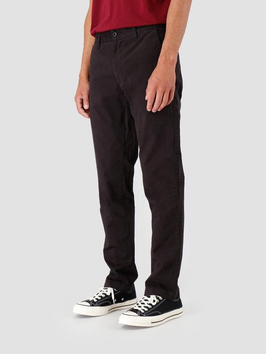 Quality Blanks QB32 Chino Pant Black