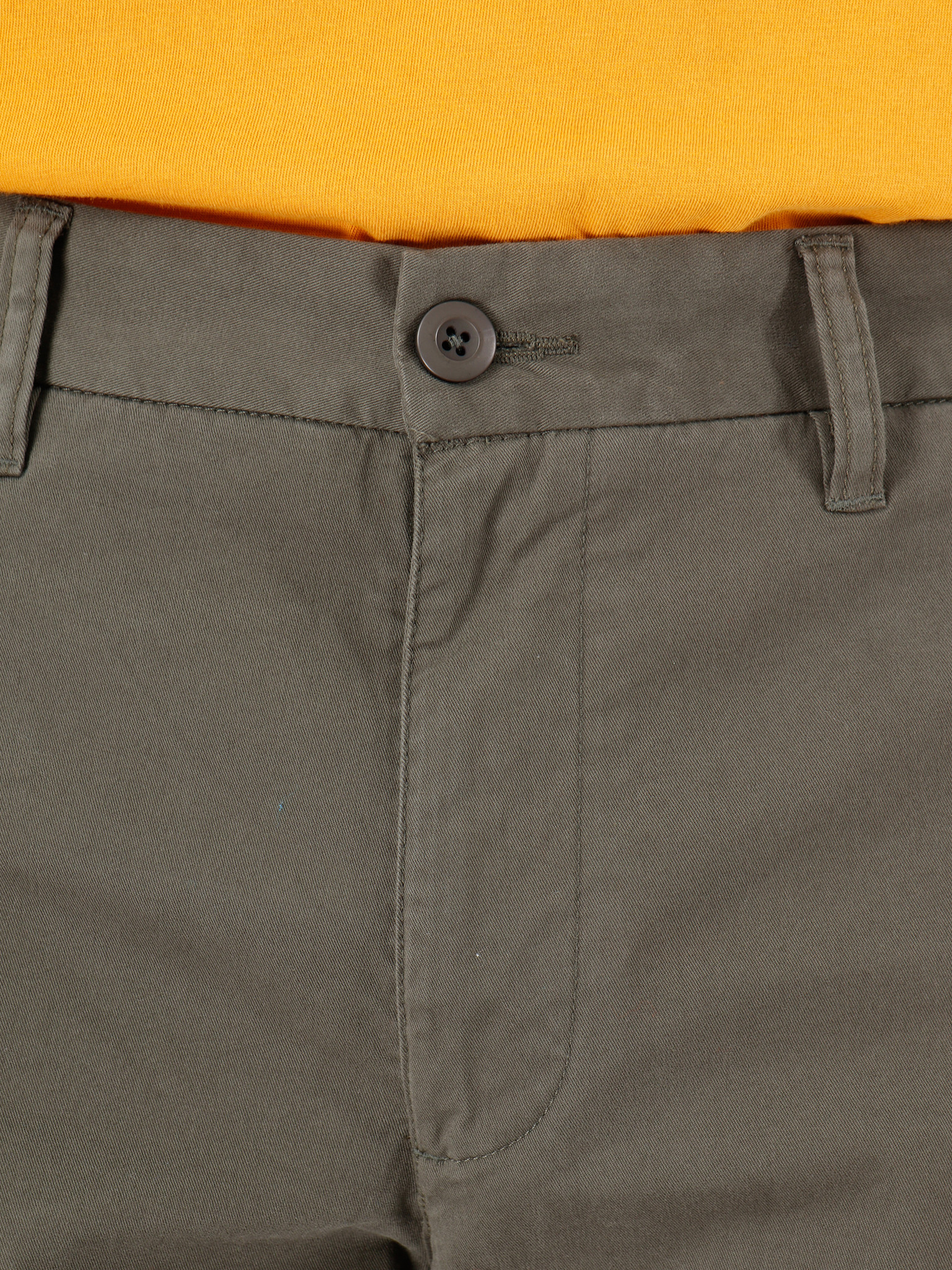 Quality Blanks Quality Blanks QB32 Chino Pant Military Green