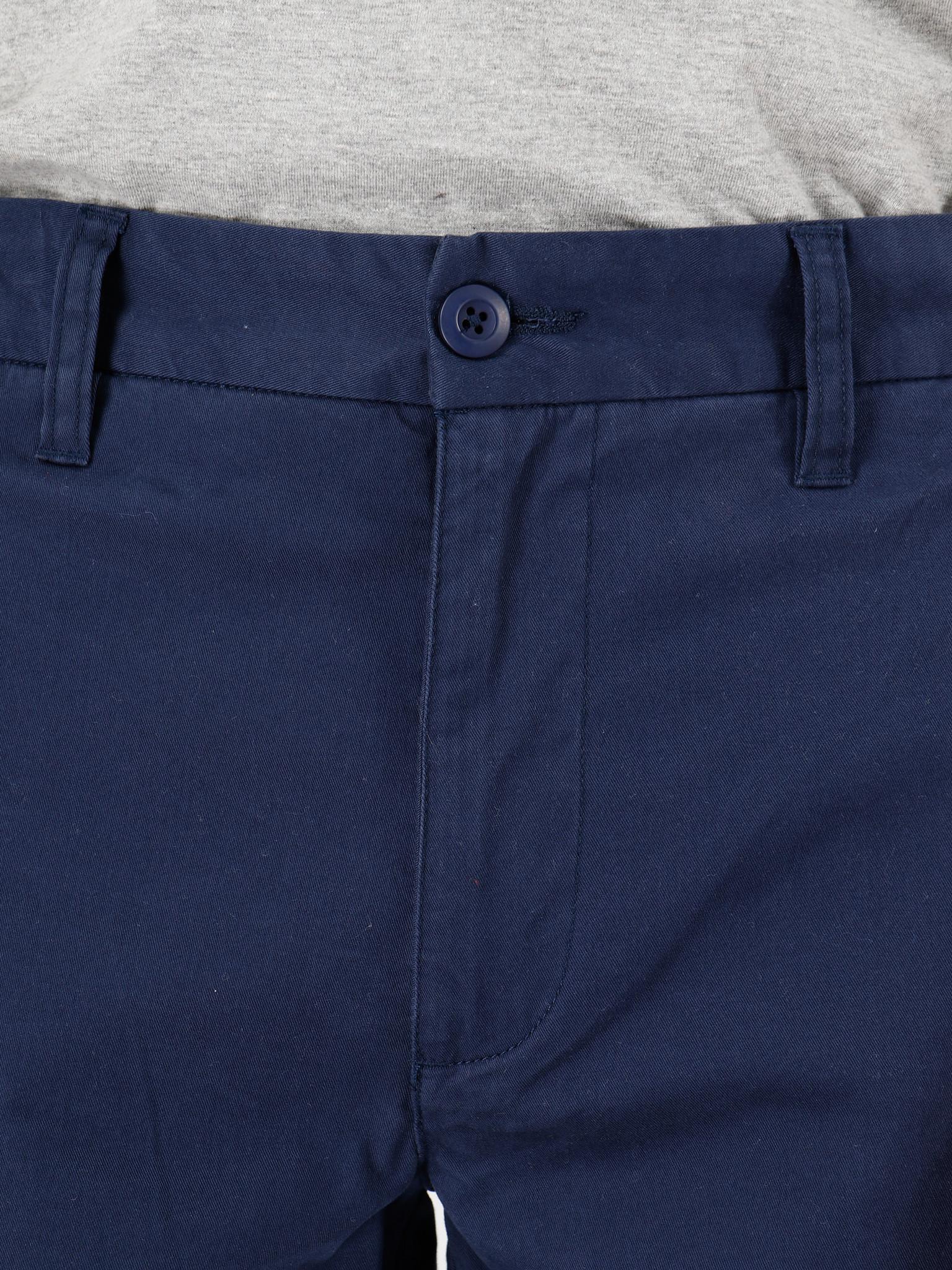 Quality Blanks Quality Blanks QB32 Chino Pant Navy