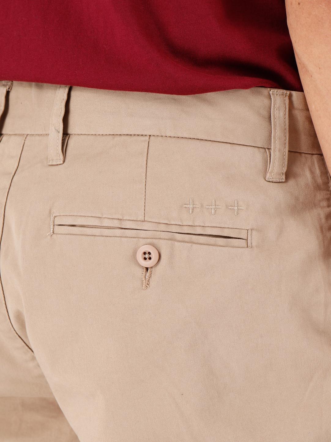 Quality Blanks Quality Blanks QB32 Chino Pant Sand