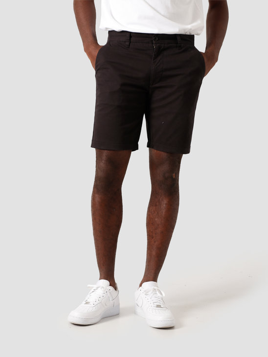 Quality Blanks QB34 Chino Short Black