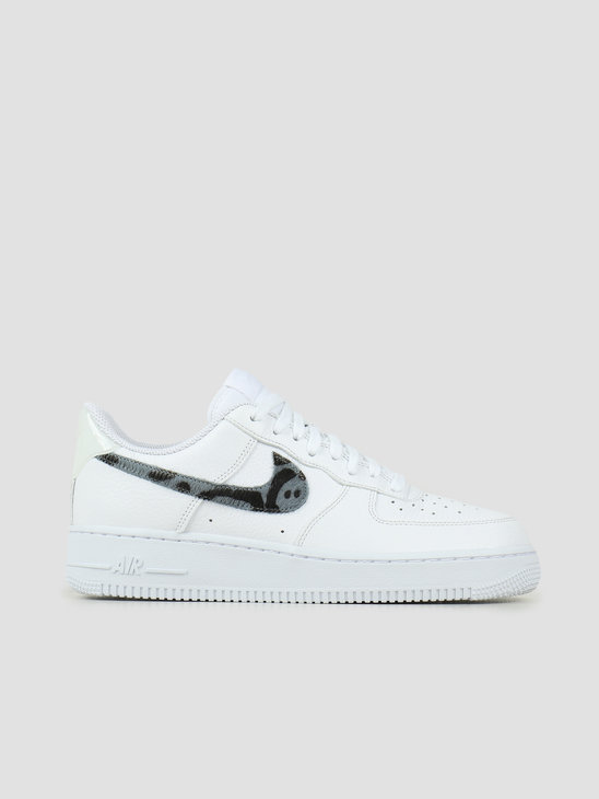 Nike Air Force 1 Lv8 White Thunderstorm White CW7567-100