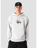 Stussy Stussy Copyright App. Hood Ash Heather 118377