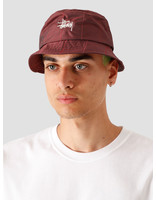 Stussy Stussy Reflective Window Pane Bucket Red 132979