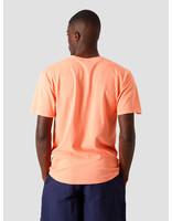 Stussy Stussy Basic Logo Pigment Dyed T-Shirt Neon Orange 1904553