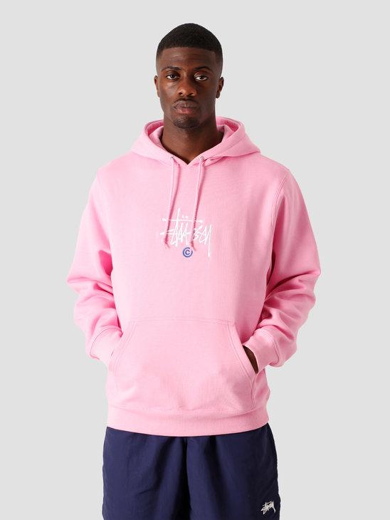 Stussy Copyright App. Hood Pink 118377