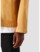 Stussy Stussy Heavy Wash Chore Jacket Gold 115510